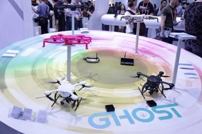 前大疆后零度:亿航宣布下半年推出新一代无人机