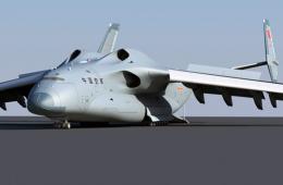 网友设计中国空军未来科幻大运