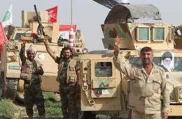 伊拉克在安巴尔省向IS发动反击