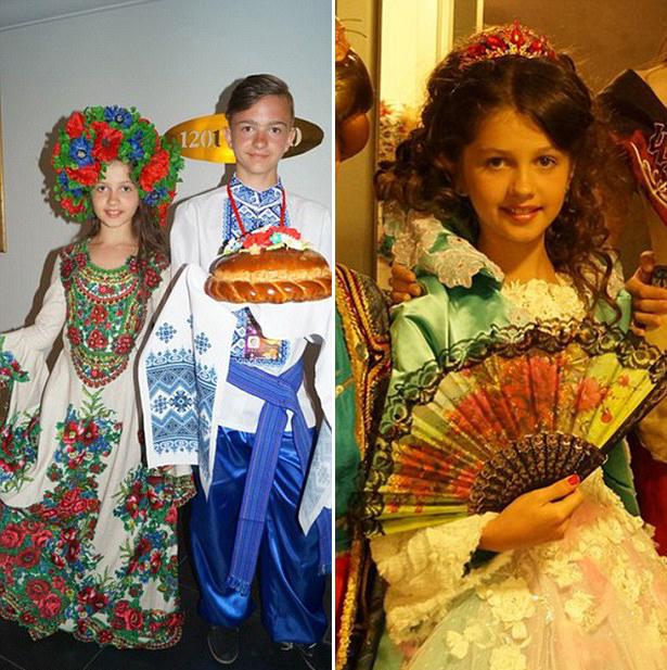 年&8220;小小世界小姐&8221;的桂冠,成为本年度万众瞩目的选高清图片