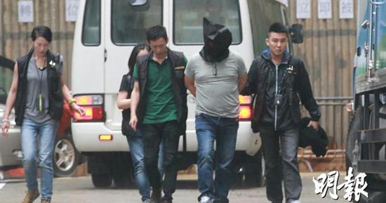 香港警方派卧底渗入黑帮拘捕37人