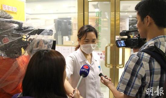 香港护老院安排老人露天洗澡 官方称不可接受