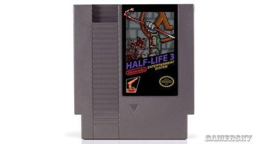 《半条命3》上市销售卡带15美元 这是逗我呢?