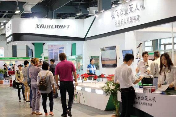 极飞获2014中国农业机械创新力榜单两项大奖