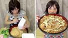 惊呆!女子3分半吃完4公斤炒面