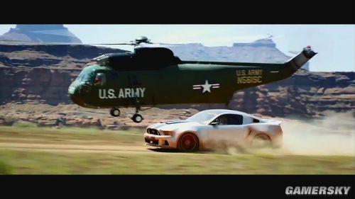《极品飞车19》剧情超电影版 含卡本峡谷元素