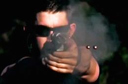 丧心病狂:美国双枪管版M1911手枪