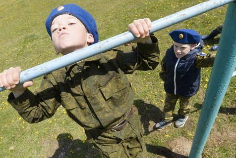 走进俄罗斯:战斗民族儿童的快乐童年