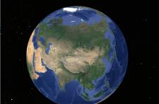 陆权将重新崛起 回世界权力版图核心