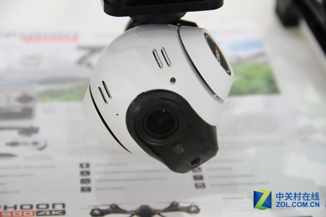 移动影像的天下:CES Asia上的无人机图赏