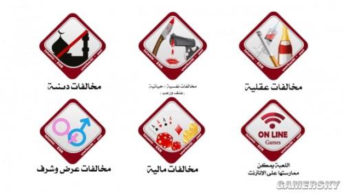 沙特阿拉伯政府公布游戏审核体系 众大作团灭
