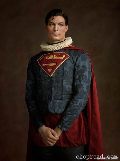 超级英雄的变装癖 只想一个人静静的复仇者们