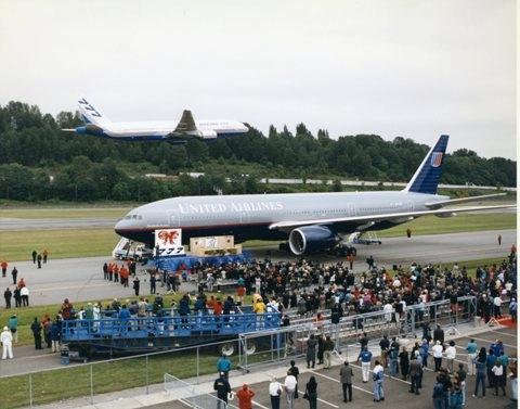 波音777飞机服役20年:昨天、今天和明天