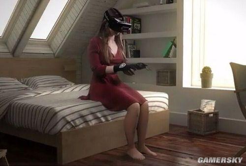 Gloveone虚拟现实手套集资 真实触感绅士之友