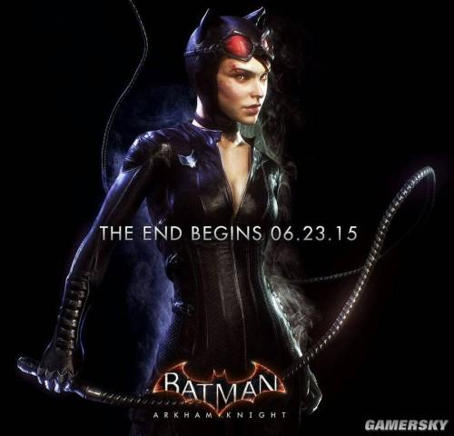 《蝙蝠侠:阿甘骑士》人物海报及限定手办赏