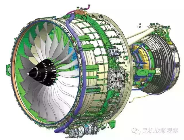 罗罗公司完成Advance3下一代发动机验证机准备