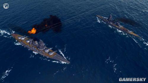 《战舰世界》地图研发历程 真实岛屿极致海洋
