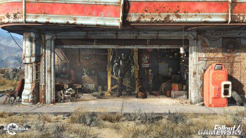 《辐射4》或于2015年发售 年内玩上不是梦