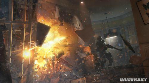 《彩虹六号:围攻》官方预告 各成员独门绝技演示