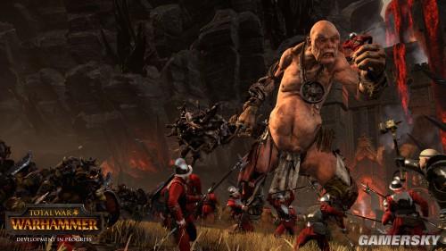 《战锤:全面战争》战场截图公布!