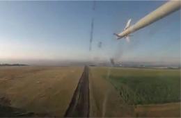 第一视角:乌军米24武直被击落全过程