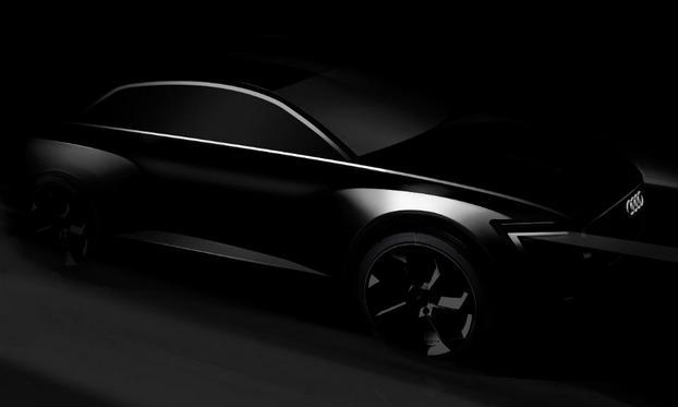 奥迪全新电动跨界概念车将亮相法兰克福