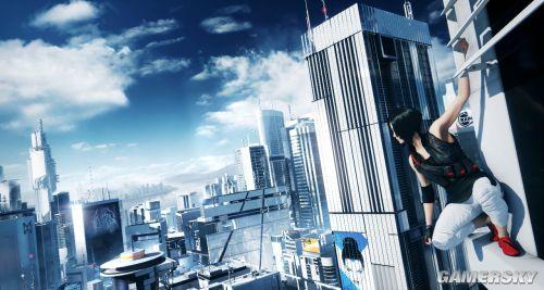 EA注册《镜之边缘:催化剂》 App或新作正式名称?