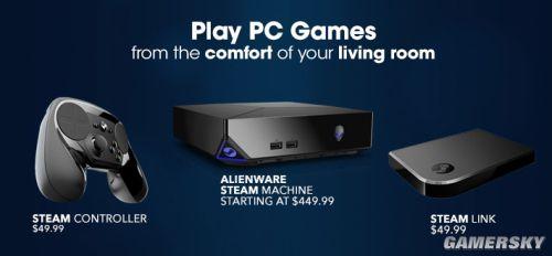 两种Steam游戏主机配置及售价公开 最贵达1419美元