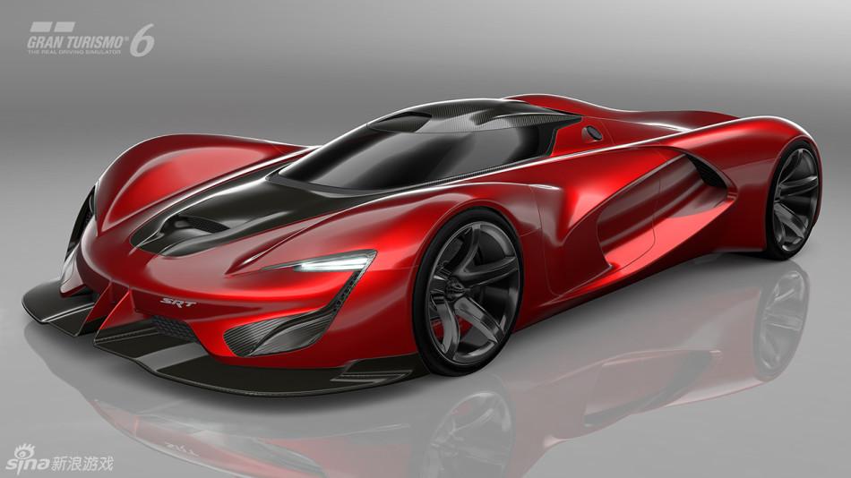 GT赛车6概念新车公布