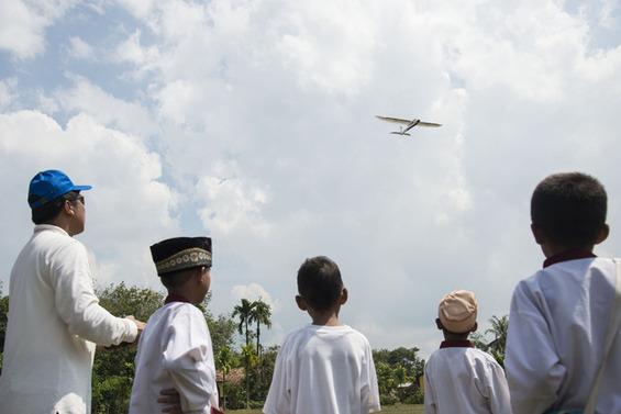地域广袤鞭长莫及 印尼出动无人机稽查偷税漏税
