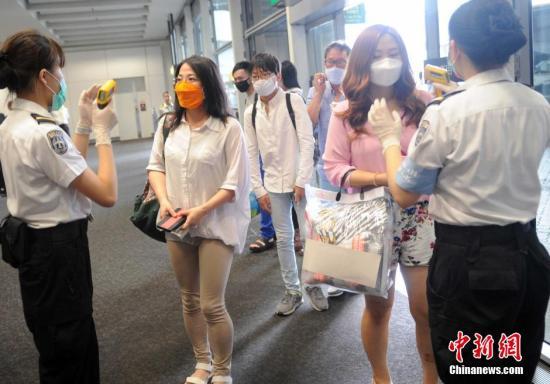 香港19名MERS密切接触者隔离期满 暂无病症