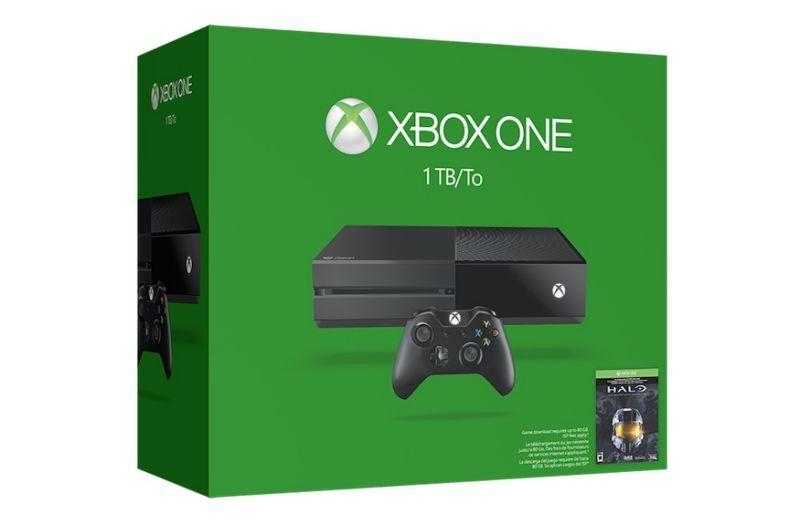 微软推出1TB容量Xbox One 配置新款炫酷手柄