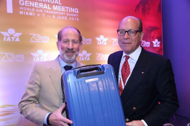 国际航空公司将统一手提行李箱尺寸 比以前更小