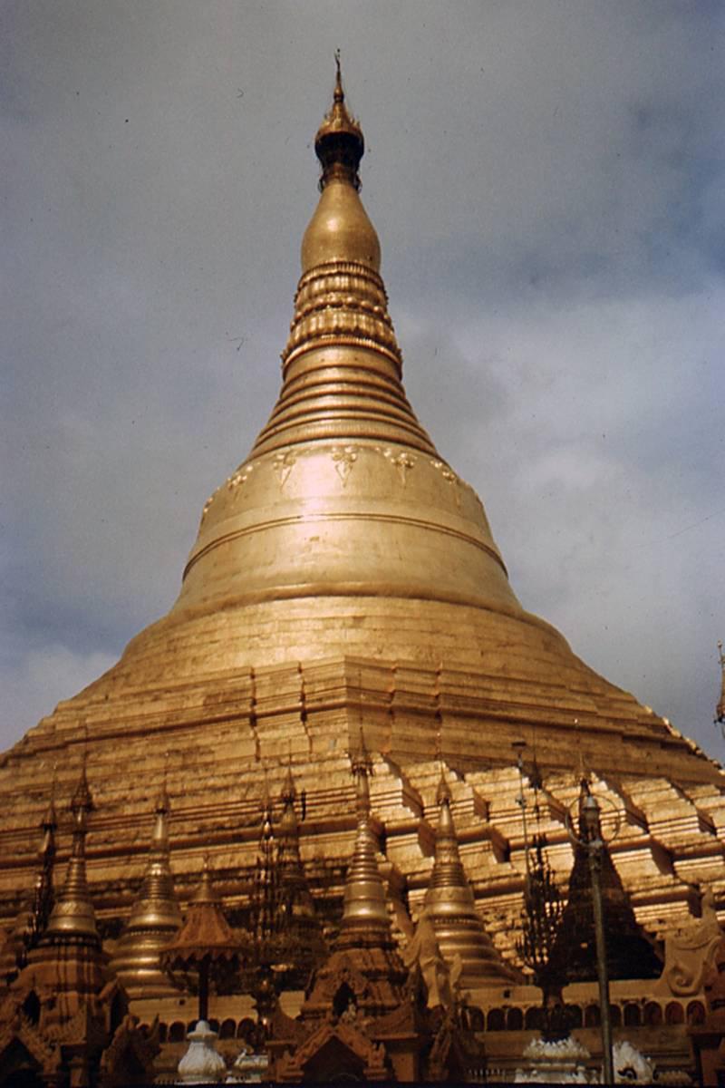 """刘治琳:缅甸为何被称为""""金塔之国""""?"""