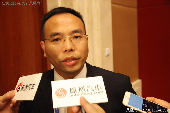 王顺胜:广汽产品力可与合资品牌媲美