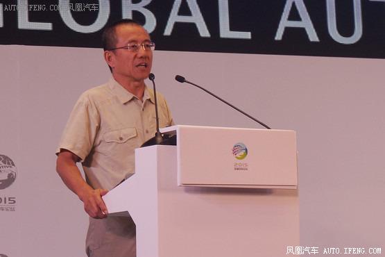 高西庆:没有政府支持 自主品牌只能落后