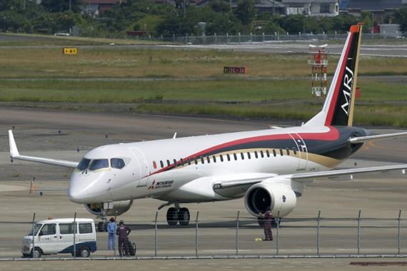 日本MRJ飞机意在欧洲中东市场 或将获新单