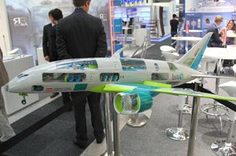 奥地利推出未来客机