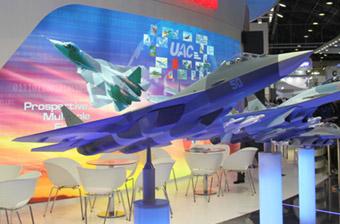 俄罗斯推销最先进战机