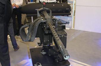 比利时厂商卖重机枪