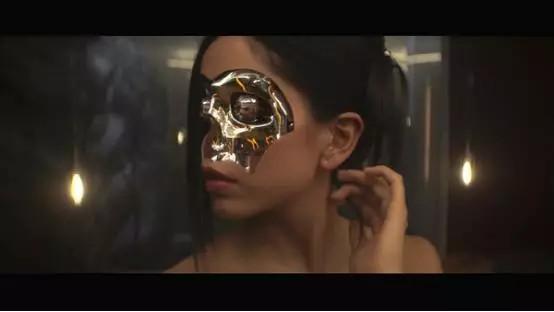 《机械姬》成为现实智娃娃情趣自主思该v机械情趣内衣怎么穿图片