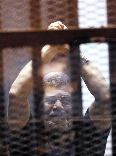 穆尔西 开罗 埃及 总统/资料图:埃及前总统穆尔西...