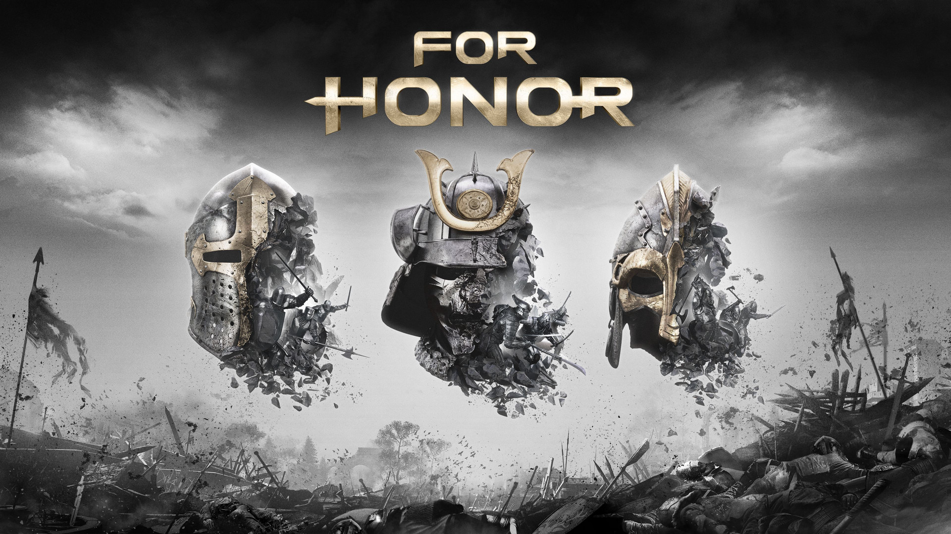 育碧新作《For Honor》图集