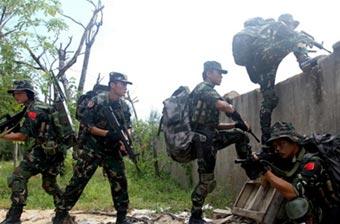两栖侦察精兵战力直追特种部队