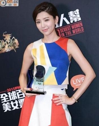 台湾2015年百大美女出炉