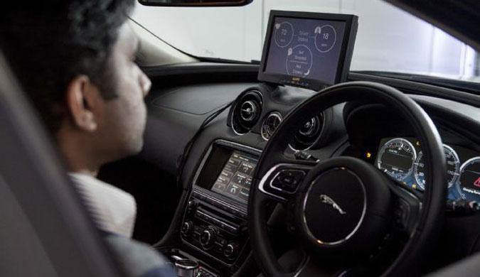 """捷豹新研发汽车拥有""""第六感""""可读懂大脑活动"""