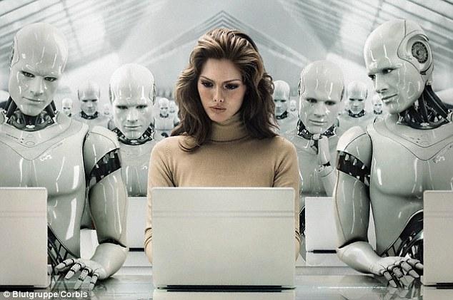 你的工作会被机器人抢走吗?