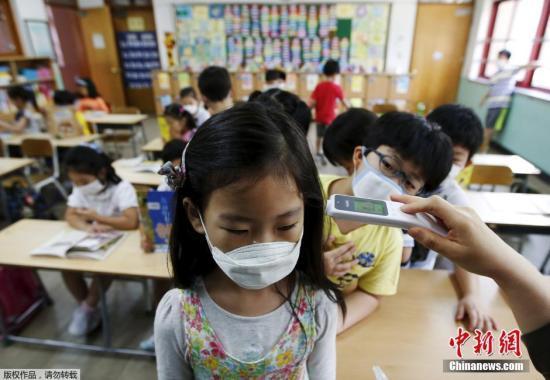 韩国MERS疫情致死人数增至23人 致死率达14%(图)