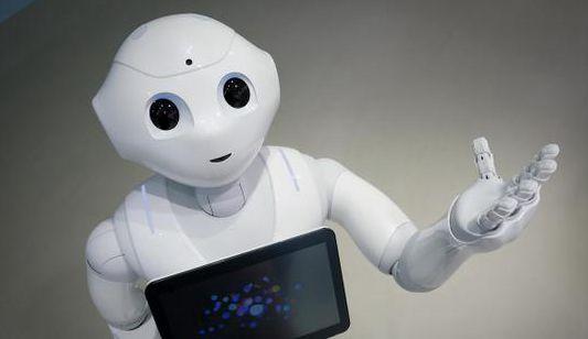 马云郭台铭孙正义看好的机器人 现在都能干些啥?