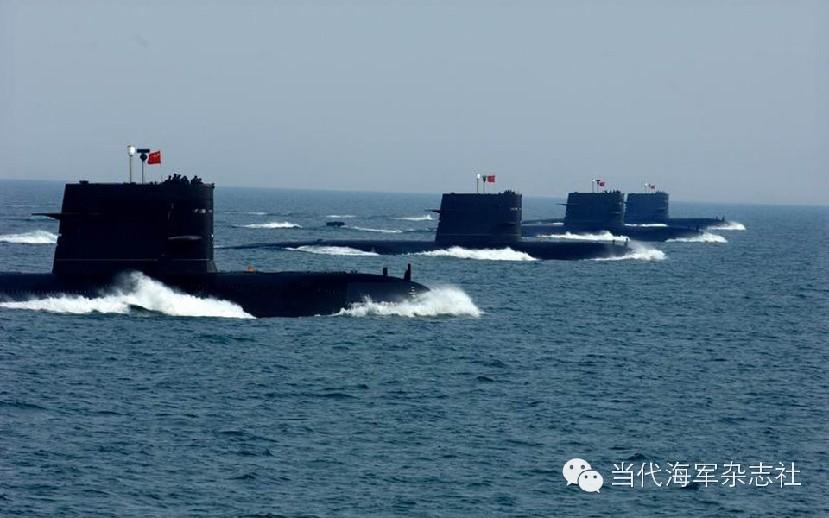 解放军潜艇返航途中赴南海:获一级战备指令 - 野郎中 - 太和堂